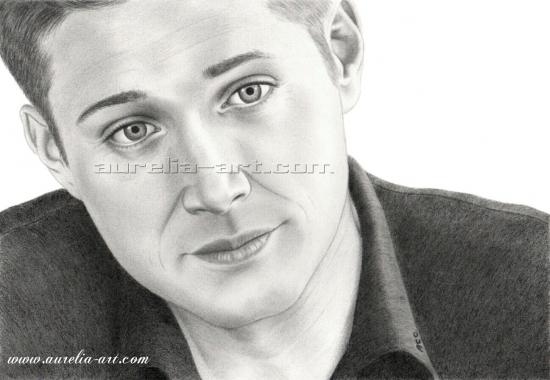 Jensen Ackles par Aurelia-ACC